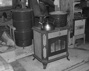 The Wood Stove If You Heat Or Cook With Then Are No Doubt Quite Familiar This Basic Hot Water Heater A Kettle On